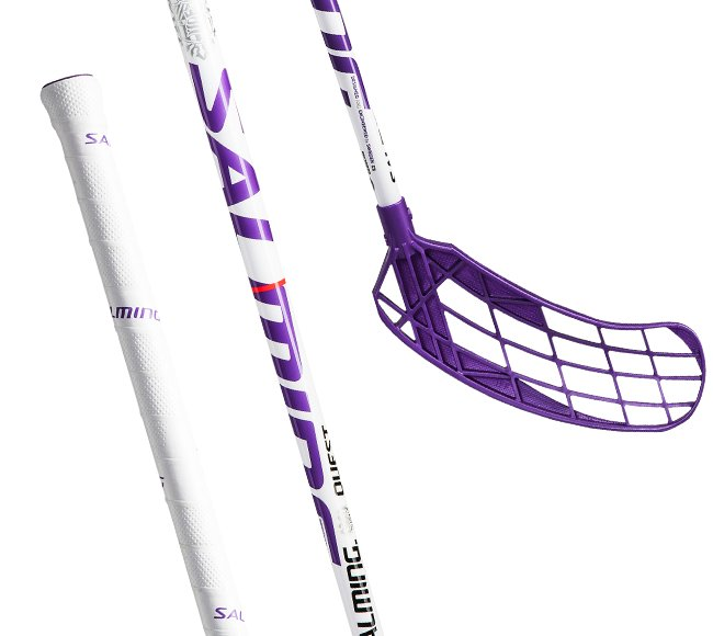 Крюк SALMING QUEST2 ENDURANCE PURPLE L